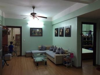 Bán căn 3 ngủ tại Nơ 7 khu bán đảo Linh Đàm 76m2 đủ nội thất 1.55 tỷ bao sang tên
