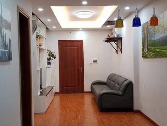 Bán căn hộ view hồ Vp6 Linh Đàm tầng 17 diện tích 61m2 nội thất đẹp giá 1.3 tỷ bao sang tên