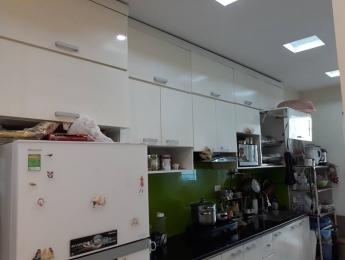 Căn hộ tầng 18 thiết kế 1 phòng ngủ đủ nội thất 45m2 HH3 Linh Đàm giá 840 triệu