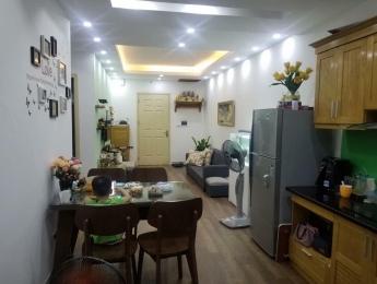 Bán căn hộ chung cư tầng trung HH3 Linh Đàm 67m2 full đồ 1.25 tỷ