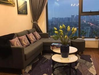 Bán căn hộ 70m2 full đồ nội thất tầng 25 HH2C Linh Đàm giá 1.33 tỷ
