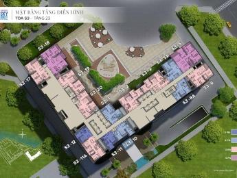 HH Linh Đàm - Dự án hot nhất và trung tâm nhất quận Hoàng Mai Hà Nội LH 0948652288