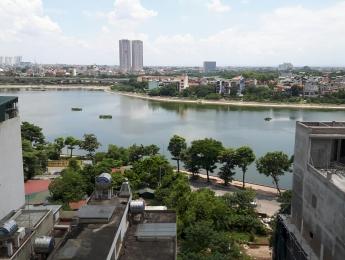 Bán căn góc tòa Licogi 12 Đại Từ 104m2 3 mặt thoáng view hồ Linh Đàm giá 2,16 tỷ bao sang tên sổ