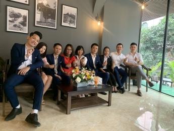 Sàn bất động sản Đại Minh tổ chức sinh nhật tháng 3 năm 2020