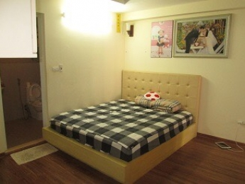 Bán căn hộ chung cư 72m2 tầng trung đủ nội thất HH3 Linh Đàm giá 1.33 tỷ
