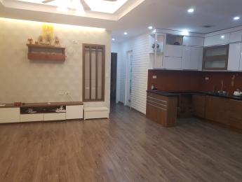 Bán căn góc chung cư 72m2 HH1C view hồ Linh Đàm full nội thất 1.4 tỷ bao sang tên