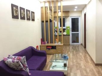 Bán căn hộ tầng 16 VP5 bán đảo Linh Đàm 61m2 2PN đủ nội thất giá 1.32 tỷ