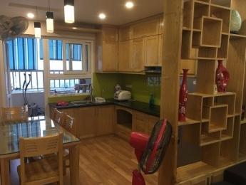 Bán căn góc 3PN 113m2 chung cư thấp tầng OCT2 Bắc Linh Đàm HN, nhà đủ nội thất đẹp