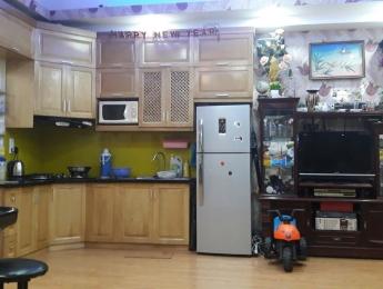 Bán căn hộ 46m2 tại chung cư HH Linh Đàm đầy đủ nội thất 880 triệu