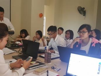 Bán nhà tại KĐT Linh Đàm 45m2 đủ nội thất 850 triệu bao sang tên